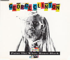 GEORGE CLINTON  -  Paint The White House Black (Uncensored Single Version)