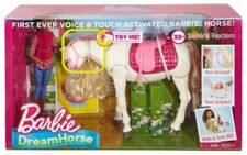 Barbie Dream Horse & Black Hair Doll FREE SHIPPING