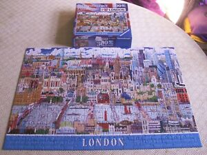 I Love London Ravensburger Jigsaw Puzzle 300 piece