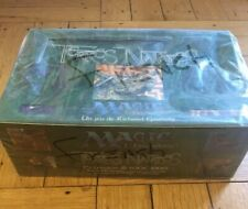 FACTORY SEALED MTG Magic The Gathering Homelands Booster Box FRENCH 60 Packs