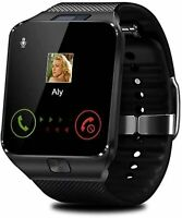 Latest 2020 DZ09 Smart Watch Phone Camera Bluetooth iOS & Android Compatible