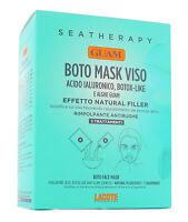 Guam Boto Masque Visage All ' Acide Hyaluronique Traitement Repulpant Anti-rides