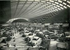 Cartolina di Torino, Salone internazionale dell'automobile - 1959