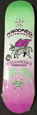 Krooked X Cowtown Skateboards Guest Shop Deck Mark Gonzales Real Anti Hero FA