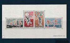 Niger  bloc jeux olympiques de Tokyo  1964  num:   4  **