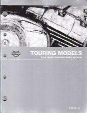 2015 Harley Touring Electra Glide Classic Ultra King Low Parts Manual Catalog