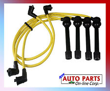 SPARK PLUG WIRES ALTIMA FRONTIER XTERRA 2.4L KA24DE HIGH PERFORMANCE MADE IN USA
