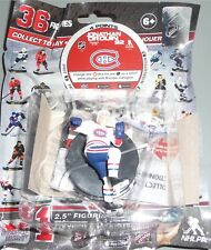 """JONATHAN DROUIN Montreal Canadians 2.5"""" Series 4 NHL Imports Dragon Figure LOOSE"""