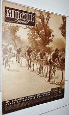MIROIR SPRINT N°163 1949 CYCLISME TOUR FRANCE LAZARIDES AUTO GP FRANCE CHIRON