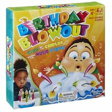 Hasbro Birthday Blowout Childrens Game
