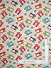 Sewing Machine Toss Cream Cotton Fabric Henry Glass One Stitch At Time By Yard