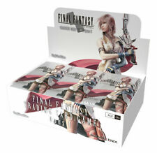 Final Fantasy: Opus I Booster Box Factory Sealed