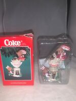 1996 Enesco Coca Cola Coke A Century Of Good Taste Christmas Ornament-MIB