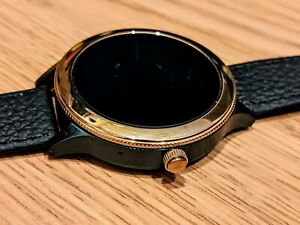 Fossil Gen 3 Smartwatch Q Venture Gold-tone Stainless Steel FTW6002 DW5A