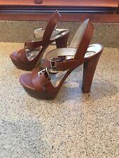 michael kors Size 7 Platform Shoes