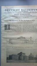 1926 86 Berlin Oper Schongau Post