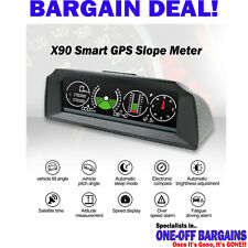 AUTOOL X90 SMART GPS INCLINOMETER Angle Tilt Slope METER Indicator Level Gauge