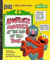 Another Monster at the End of This Book (Sesame Street Ser.) by Jon Stone