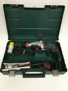 Metabo KHE2660 SDS DRILL 850W 3 FUNCTION 110V QUCK RELEASE STD CHUCK