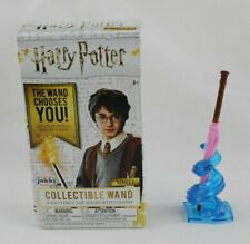 """Harry Potter Collectible 4"""" Die-Cast Mini Wand W/ Stand Rubeus Hagrid By Jakks"""