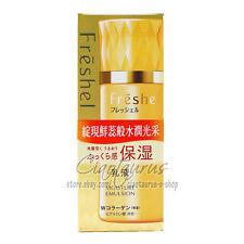 Kanebo Freshel MOISTURE EMULSION 130ml  collagen