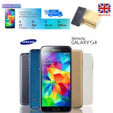 NEW Samsung Galaxy S5 G900F Storage 16GB RAM 2GB Camera 16MP Unlocked Smartphone