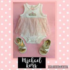 Baby Girl Set With Michael Kors Sandals