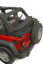 CLOVER PATCH WINDOW ROLL - JEEP WINDOW STORAGE 4 DR. JK