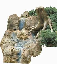 Bachlauf Wasserfall Gartenteich Bachlaufschalen Set IV
