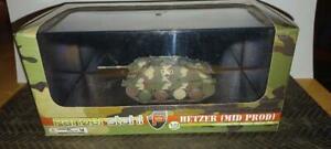 Hetzer (Mid.Prod.) 2 Hungarian PD Balaton March 1945 1:72 Panzerstahl