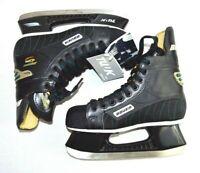 Bauer Supreme 3000 Black Ice Hockey Skates Skating Junior Kids Size 3.5 D Tuuk