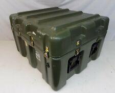Pelican Hardigg 2825 Storage / Equipment Case, Military Surplus, Green 31x28x21