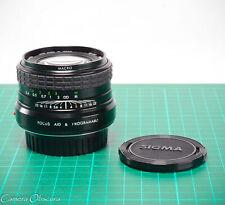 Sigma 24mm f/2.8 Super-Wide II Macro Lens (Focus Aid) for Minolta-A
