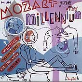 Mozart for the Millennium (Cassette, 1999, Philips) NEw