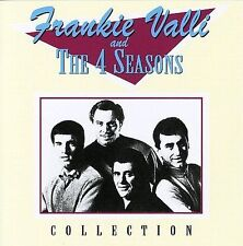 Frankie Valli and The Four Seasons  - Collection (Audio CD - 1996) [Import] NEW