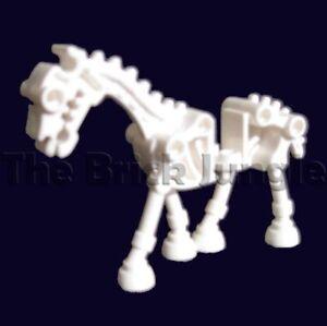 LEGO skeleton horse city castle skeletal animal