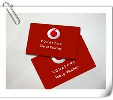 Vodafone Ireland Top Up voucher for sale (or Credit Transfer Immediately)
