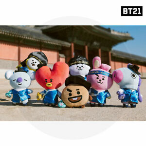 BTS BT21 Official Authentic Goods HANBOK Ver Standing Doll + Tracking Num