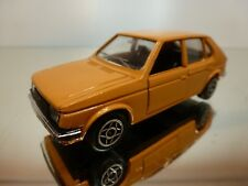 SOLIDO 1319 - TALBOT HORIZON - ORANGE/BROWN 1:43 - EXCELLENT CONDITION - 37