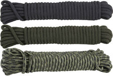 """Heavy Duty General Purpose Thick Polypropylene Utility Rope 3/8"""" USA Made"""
