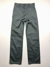 CARHARTT Pantalone Donna Cargo Lavoro Jeans Grigio Woman Pant Sz.M - 44