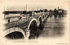 CPA  Les Ponts-de-Cé - Pont sur la Loire    (296672)