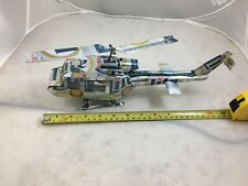 Miller Lite Huey Helicopter Hand Made craft