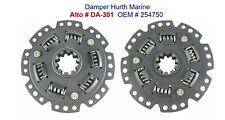 Replacement Damper for Hurth ZF Marine Transmission 254750 10 Spline