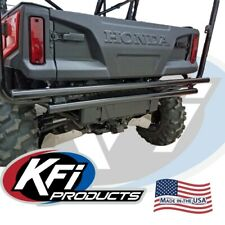 KFI Double Tube Rear Bumper for 2016-2019 Honda Pioneer 1000-5 (5-seater ONLY)