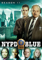 NYPD Blue: Season 11 (Eleventh Season) (5 Disc) DVD NEW