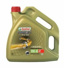Castrol P15046C Power 1 Racing 4T 10W-40 Synthetic Engine Oil 4L