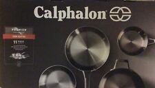 Calphalon Premier Hard-Anodized Stainless Steel11-Piece Cookware Set