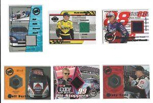 2000 Premium RACE USED FIRESUIT #FS8 Dale Jarrett  #028/130--ONE CARD ONLY!