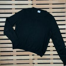 Womens Sweater Jumper C.P. Company Vintage V Neck Size 48